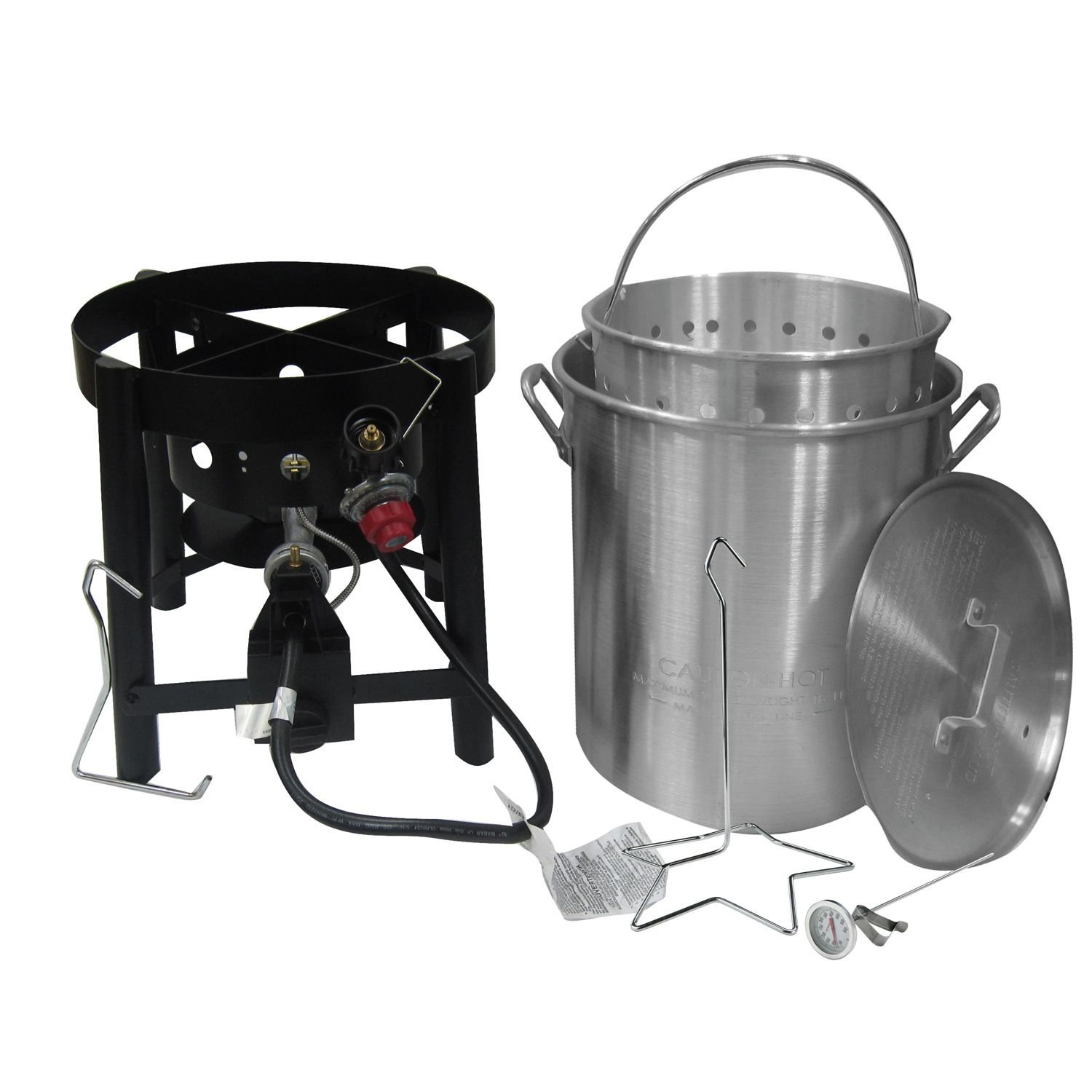BackYard Classic 36 Quart Turkey Fryer